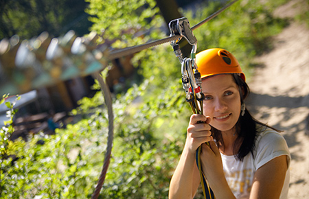 Zipline Canopy Tour with Falmouth Port Transfers - Jamaica Zipline Adventure Tours